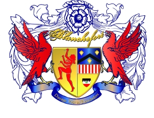 House of Blanchefort Coat of Arms
