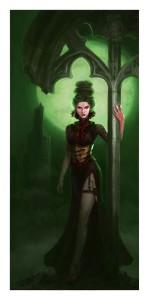 Melazarr of Caroline (Kayla Woodside)