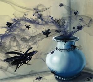StT Pot, invented by Lady Poe of Blanchefort (Ewelina Dolzycka)