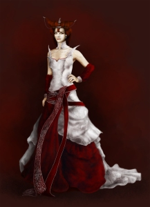 Countess Sygillis of Blanchefort (Eve Ventrue)